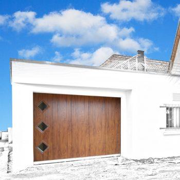 Comment poser une porte de garage basculante ?